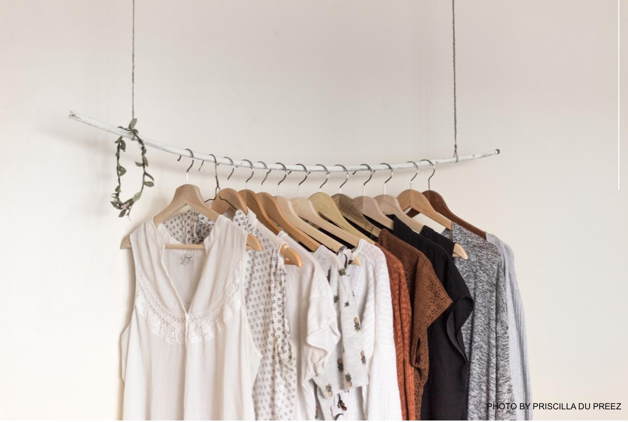 Du réemploi au recyclage de vos textiles